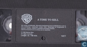 DVD / Vidéo / Blu-ray - VHS - A Time to Kill