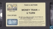 DVD / Video / Blu-ray - VHS video tape - Money Train + U Turn