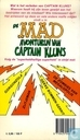 Comic Books - Captain Kluns - De Mad avonturen van Captain Kluns