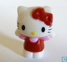 Hello Kitty-red dress