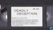DVD / Video / Blu-ray - VHS video tape - Deadly Deception