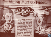 The Message Must Go Through (1942)