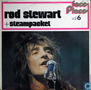 Vinyl records and CDs - Auger, Brian - Rod Stewart & Steampacket