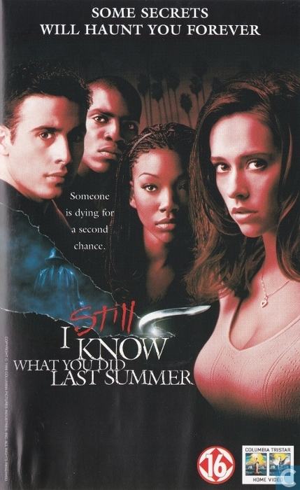 I Still Know What You Did Last Summer 1998 BluRay 480p 300MB Dual Audio ( Hindi – English ) MKV