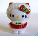 Hello Kitty as a Christmas