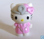 Hello Kitty as a doctor