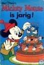 Mickey Mouse is jarig!