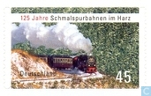 Narrow gauge railway in the Harz