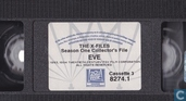 DVD / Video / Blu-ray - VHS video tape - Season One Collector's File - Tape III