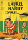 Comic Books - Laurel and Hardy - Zwemles…