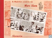 Strips - Pen contra Poen en Co. - De wonderbare avonturen van Marc Sleen