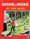 Comic Books - Willy and Wanda - Het enge eiland
