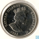 Kaimaninseln 5 Cent 1992