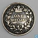 United Kingdom 1 shilling 1837