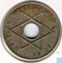 British West Africa ½ penny 1937 (H)