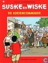 Comic Books - Willy and Wanda - De koeiencommissie
