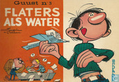 Bandes dessinées - Gaston Lagaffe - Flaters als water