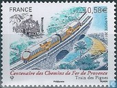 100 years of railways in Provence
