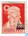 Red Cross print