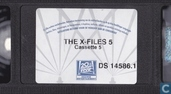 DVD / Video / Blu-ray - VHS video tape - Season Five Collector's File - Tape 5