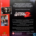 DVD / Video / Blu-ray - Laserdisc - Lethal Weapon 2