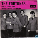 Vinyl records and CDs - Fortunes, The - Here It Comes Again
