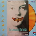 DVD / Vidéo / Blu-ray - Disque laser - The Silence of the Lambs