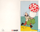 Cartes postales - Tintin - Kuifje Basf 005 - De geheimzinnige ster