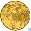 "France 50 euro 2010 (BE) ""Blake et Mortimer"""