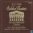 200 Years Bolshoi Theatre