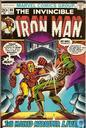The Invincible Iron Man 60