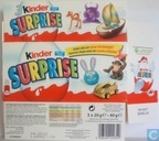 3 Pack Kinder Surprise