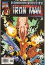 The Invincible Iron Man 35