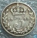 United Kingdom 3 pence 1903