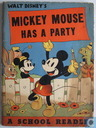 Mickey Mouse has a party