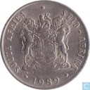 South Africa 10 cents 1989