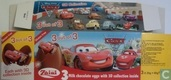 3 Pack Zaini Cars 2