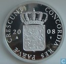 "Netherlands ducat 2008 (PROOF) ""Noord-Brabant"""