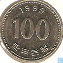 Zuid-Korea 100 won 1999