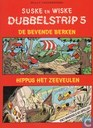 Comic Books - Willy and Wanda - Dubbelstrip 5: De bevende berken + Hippus het zeeveulen