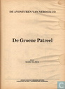 Comic Books - Nibbs & Co - De groene patreel