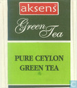 Pure Ceylon  Green Tea
