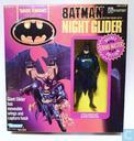 Batman Night Glider Deluxe Crime Master Edition