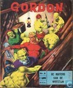 Comic Books - Flash Gordon - De ruiters van de woestijn