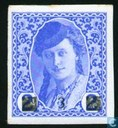 Bosnian Woman overprinted