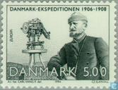 Postage Stamps - Denmark - Europe – Great discoveries