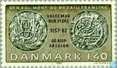 Postage Stamps - Denmark - Coins