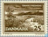 Postage Stamps - Denmark - Nature Conservation