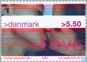 Postage Stamps - Denmark - Youth Culture