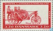 Postage Stamps - Denmark - Agricultural museum